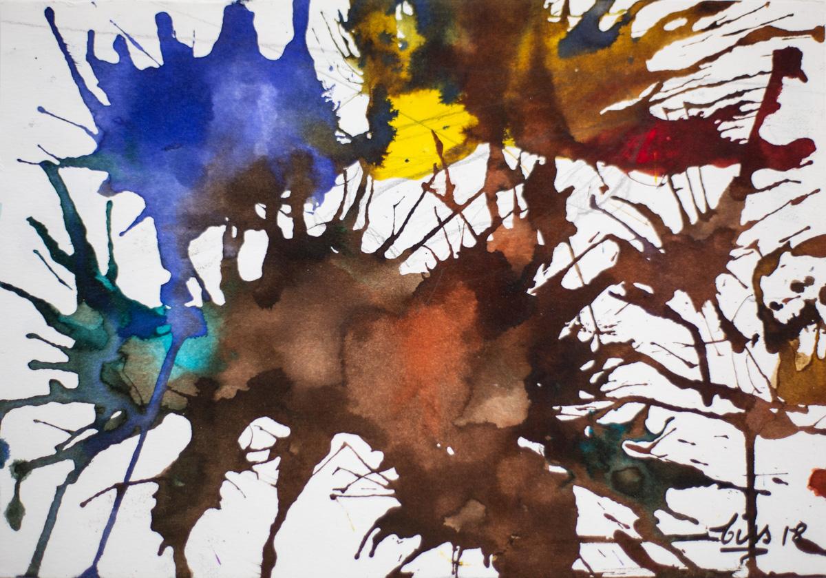 En couleur - Encre