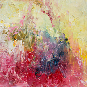 Abstraction - huile